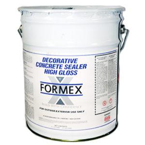 Photo of Formex Decorative High-Gloss Concrete Sealer