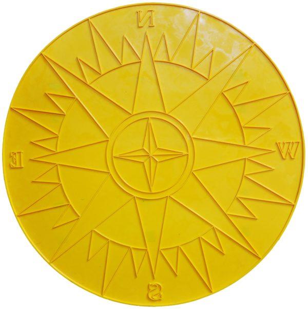 Photo of Brickform Compass Rose Stamp