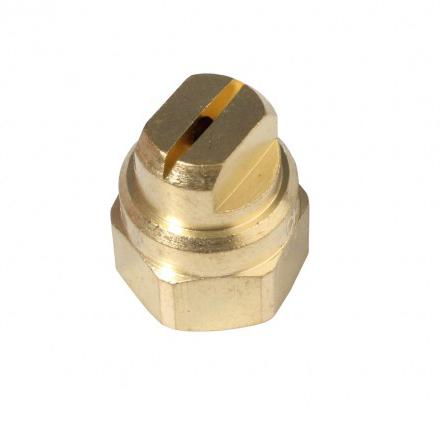 Photo of Chapin Brass Fan Nozzle 80 Degree .10GPM