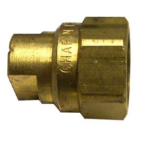 Photo of Chapin Brass Fan Nozzle 110 Degree 1.0GPM