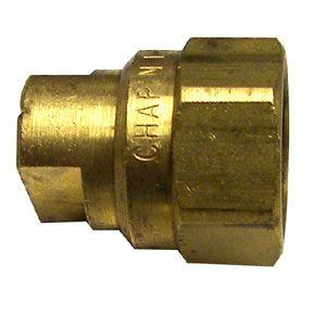 Photo of Chapin Brass Fan Nozzle 95 Degree .50GPM