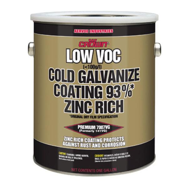 Photo of Aervoe 7007 Cold Galvanize Coating