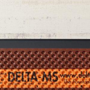 Photo of Dorken Delta-Flash Drain Board Flashing