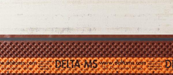 Photo of Dorken Delta Termination Bar