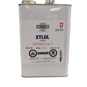 Photo of Formex Xylene (Xylol) Solvent Cleaner