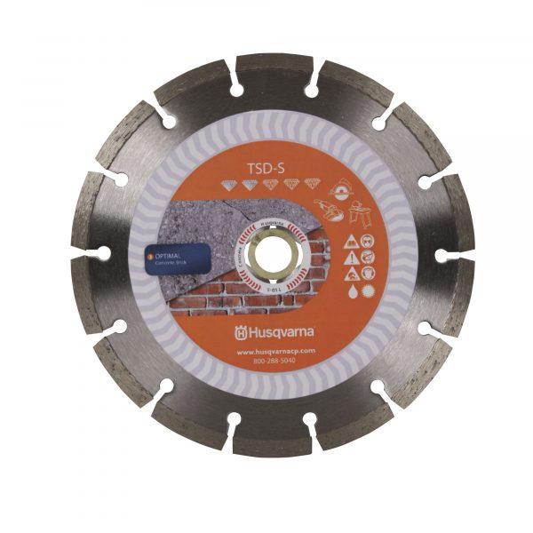 Photo of Husqvarna TSD-S Dri Disc Diamond Blades
