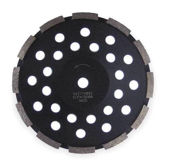 Photo of Husqvarna LW1 Diamond Cup Wheels