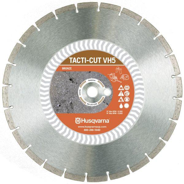 Photo of Husqvarna Tacti-Cut VH5 Diamond Blades