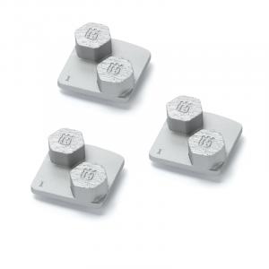 Photo of Husqvarna Redi Lock® Sharx Double Diamond Segments (3-Pack)