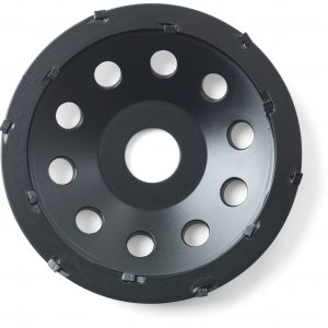 Photo of Husqvarna PCD Diamond Cup Wheels