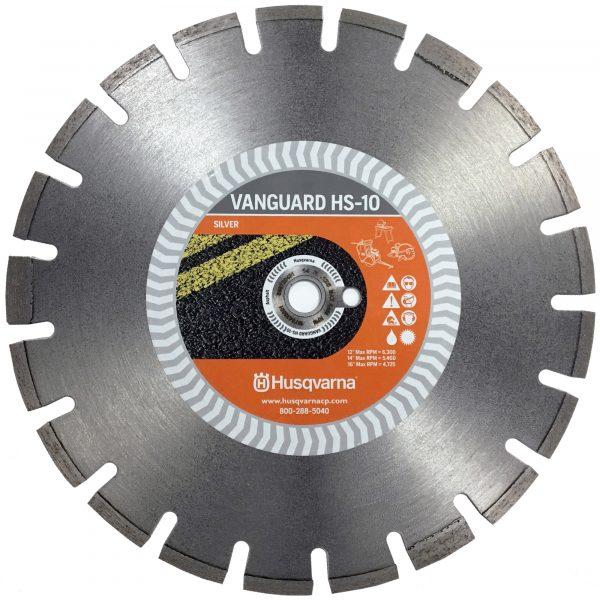 Photo of Husqvarna HS-10 Vanguard Diamond Blades