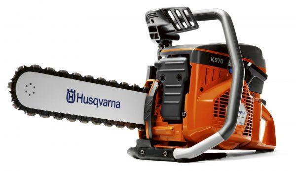 Photo of Husqvarna K 970 Concrete Chainsaw