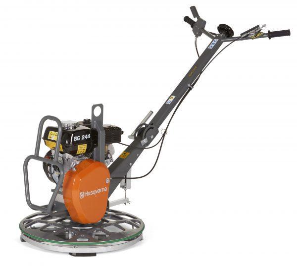 Photo of Husqvarna 23.6″ Diameter BG244 Power Trowel with Honda GX120 Engine
