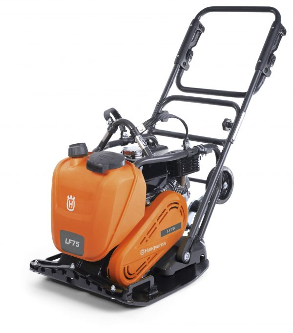 Photo of Husqvarna  LF75 Plate Compactor with Honda GX160 Engine