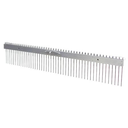Photo of Kraft 48″ Flat Wire Texture Broom – 3/4″ Spacing