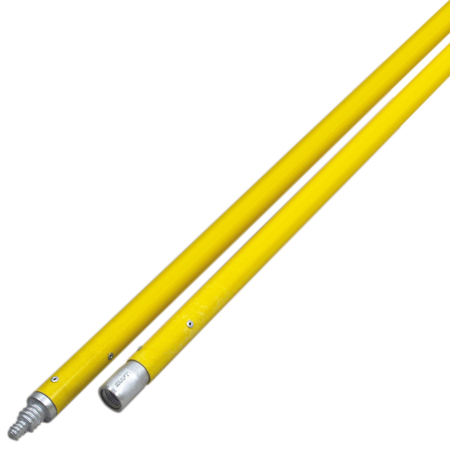 Photo of Kraft 6′ Fiberglass Threaded Handle – 1-1/2″ Diameter