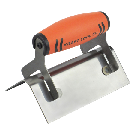 Photo of Kraft 6″ x 2-1/2″ 1/4″ R Outside Step Tool with ProForm Handle