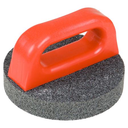 Photo of Kraft 6″ Round Rub Brick – 20 Grit