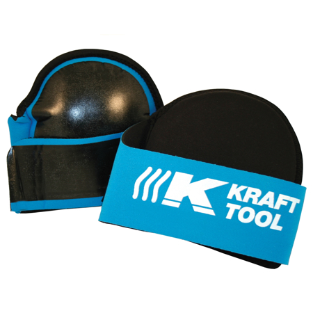 Photo of Kraft Super Soft Knee Pad with Front Closure (Pair)