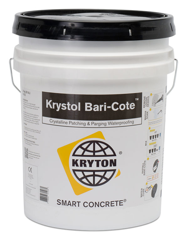 Photo of Kryton Krystol Baricote Waterproofing