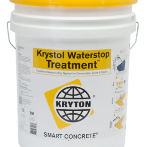 Photo of Kryton Krystol Waterstop Treatment