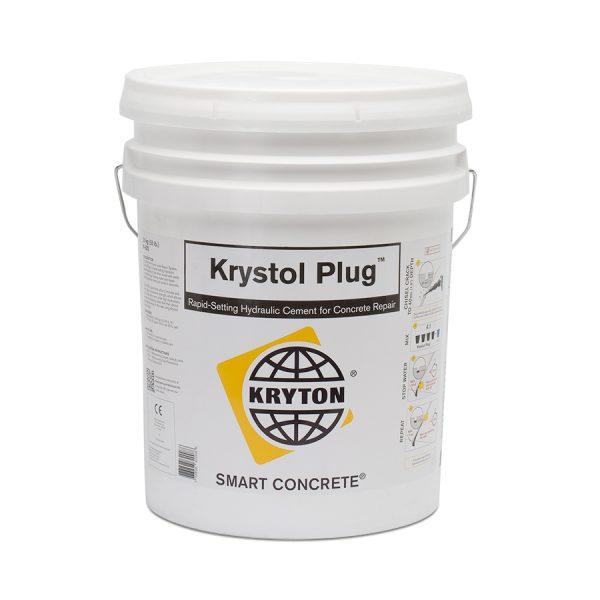 Photo of Kryton Krystol Plug Hydraulic Cement