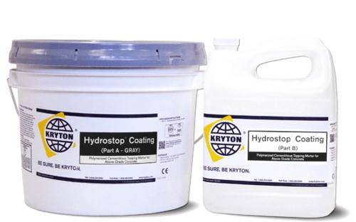 Photo of Kryton Hydrostop Grey Coating (16.5KG Kit)