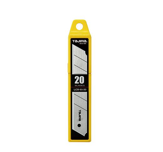 Photo of Tajima Rock Hard Blade 1″ Utility Knife Blades (20-Pack)