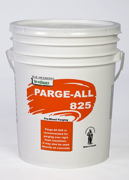 Photo of W.R. Meadows 825 Parge-All