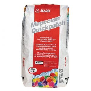 Photo of Mapei Mapecem® Quickpatch Concrete Patching Mortar