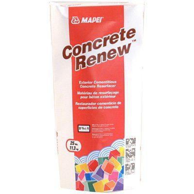 Photo of Mapei Concrete Renew™ Concrete Resurfacer