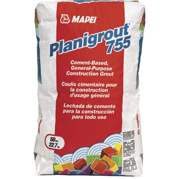 Photo of Mapei Planigrout 755