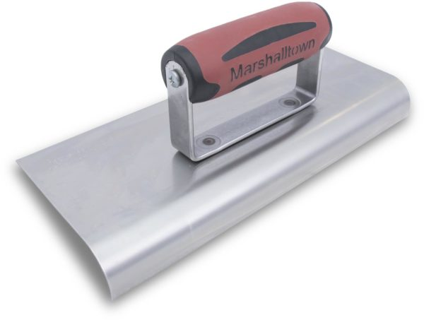 Photo of Marshalltown 10″ X 4″ SS Edger  w/DuraSoft Handle