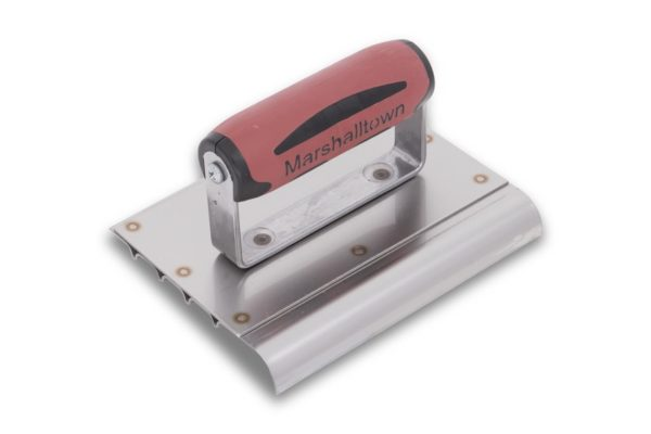 Photo of Marshalltown 6″ x 5″ SS Safety Edger – 4 Groove