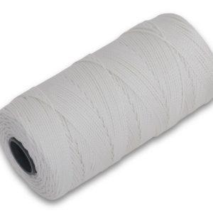 Photo of Marshalltown 1000′ Braided Nylon Mason's Line – White