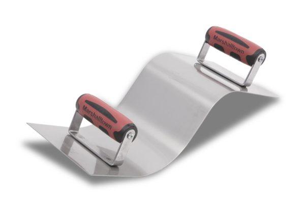 Photo of Marshalltown Curb & Gutter Tool – 6″ Top, 6″ Face, 6″ Bottom