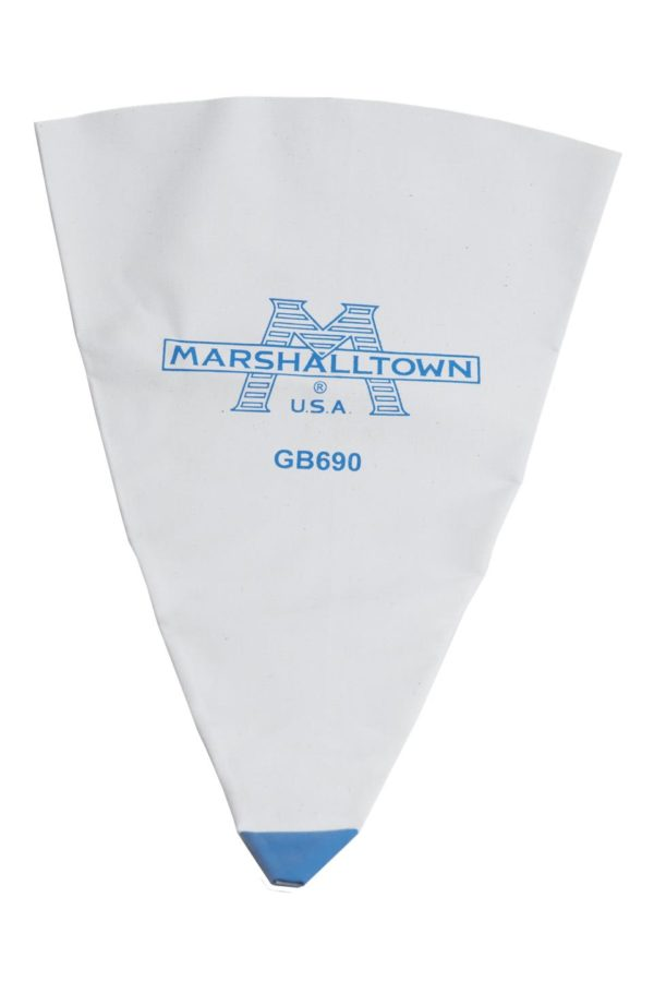 Photo of Marshalltown 12″ x 24″ Blu-Tip Grout Bag