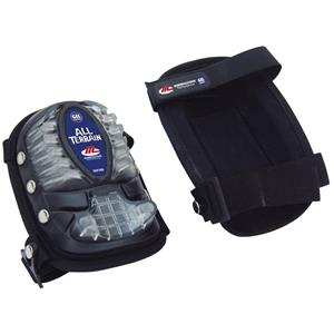 Photo of Marshalltown Gel Knee Pads – Large 2-In-1 Cover