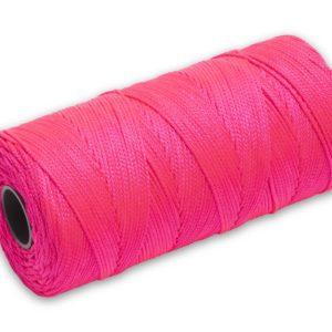 Photo of Marshalltown 1000′ Braided Nylon Mason's Line – Pink