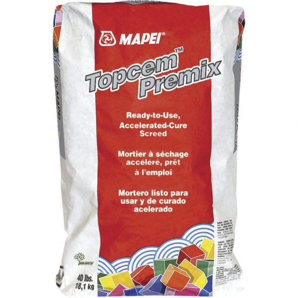 Photo of Mapei Topcem Premix
