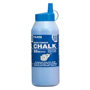 Photo of Tajima 32oz. Micro Powder Marking Chalk – Blue