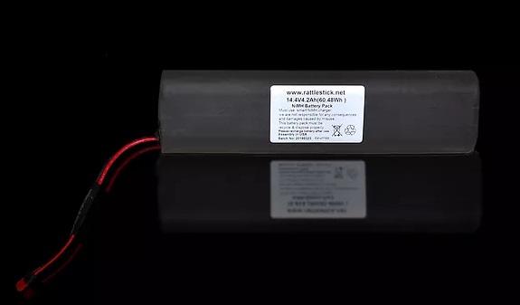 Photo of Rattle Stick Vibrator Battery
