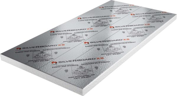 Photo of Amvic SilveRboard® EPS Insulation