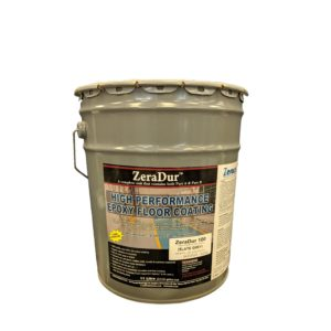 Photo of Zeraus Zeradur™ 100 Epoxy Floor Coating