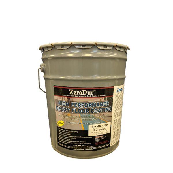 Photo of Zeraus Zeradur™ 100 Epoxy Floor Coating