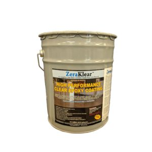 Photo of Zeraus ZeraKlear™ Epoxy Floor Coating