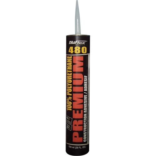 Photo of Nuco Nuflex® 480 Premium Construction Adhesive
