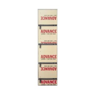 Photo of Advance 8′ 4-Bar 1-1/8″ Plywood Residential Forming System