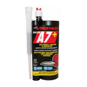 Photo of ITW Red Head A7+ Anchoring Adhesive