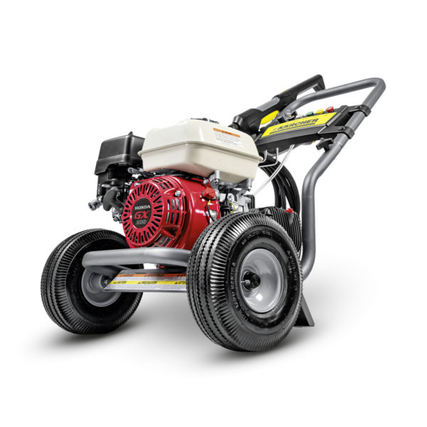 Photo of K'A'rcher G 3500 OHT 3500PSI Gas Pressure Washer